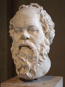 Sócrates de Atenas fue un filósofo clásico ateniense