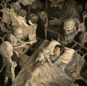 Alucinaciones, sueños y pesadillas