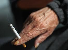 Factor de riesgo, el fumar