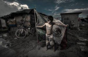 ¡Despierta México!, Gaston Saldaña