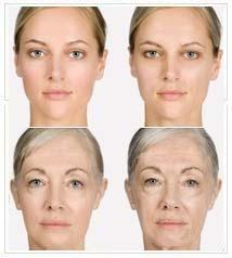 Envejecimiento cutáneo de nuestra piel