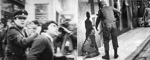 Detenciones en Chile y Argentina durante dictadura militar