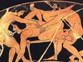 Imagenes sexuales griegas
