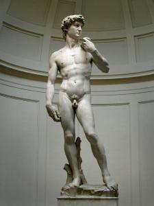 Michelangelo Buonarroti - David (1501-04)