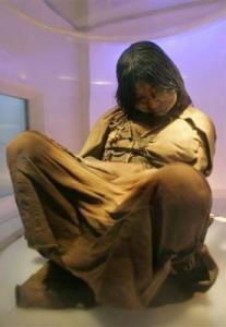 Sacrificio Humano Inca