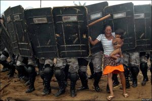 Movimiento Sin Tierra Brasil