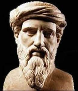 Pitagoras, siglo V a. C.