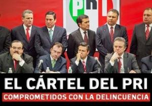 El Cártel del PRI