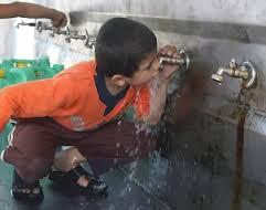 Agua del grifo sin calidad