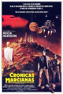 Poster Crónicas Marcianas