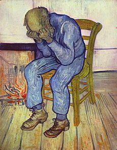 Depresión mayor, Vincent Willem van Gogh