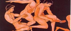 Las relaciones sexuales entre hombres