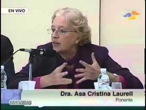 Asa Cristina Laurell