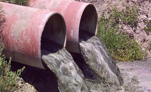 Aguas residuales sin tratamiento