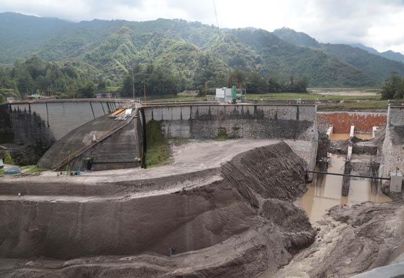 Casi 500 mdp cuesta el desazolve de la Presa La Soledad, en Mazatepec, Sierra Nororiental de Puebla