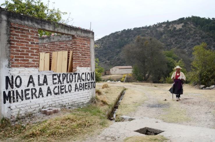 Ixtacamaxtitlán, 14 mil hectáreas afectadas por Minera Canadiense, Almaden Minerals
