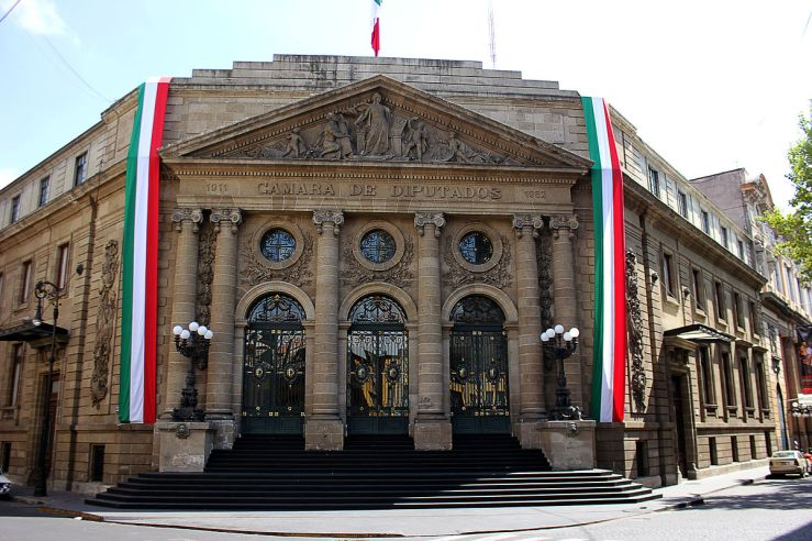 Cámara de Diputados. Asamblea Legislativa DF