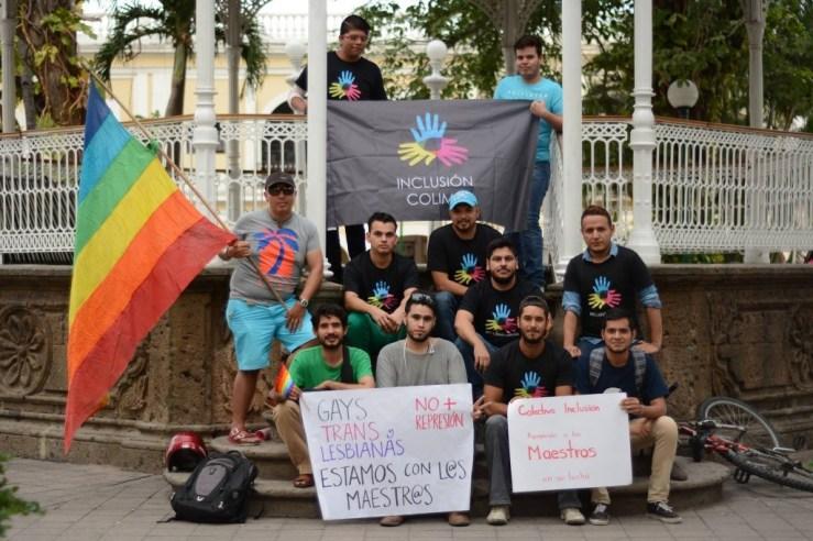 Comunidad LGBT de Colima