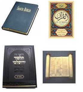 Los libros sagrados