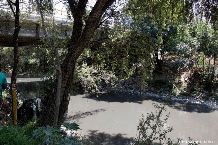 Los ríos Atoyac y Alseseca entre los más contaminados del país