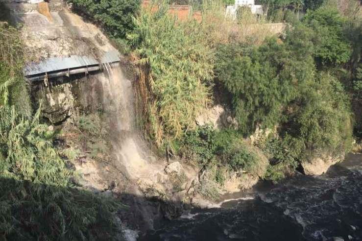 Puebla, Huejotzingo y Texmelucan violan normas en descargas al Atoyac
