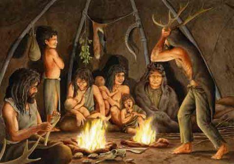 Rituales en el paleolítico