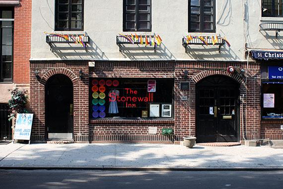 Stonewall Inn, sitio histórico