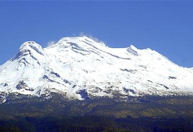 Volcán Iztaccíhualt