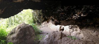 """Cueva """"El Riego"""", Tehuacan, Pue. Mexico."""