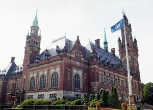 Edificio Sede de la Corte Penal Internacional en la Haya