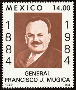 general Francisco J. Múgica